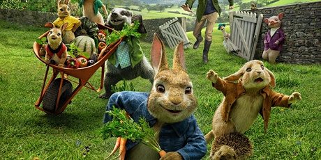 (POSTPONED) Peter Rabbit - Free movie at Beenleigh Town Square tickets