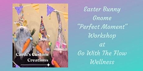Easter Bunny Gnome Workshop tickets