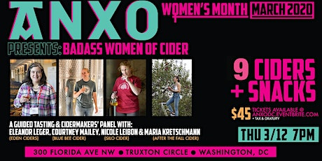 Badasses of Cider: Tasting & Discussion Panel tickets