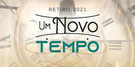 #RetiroVP 2021 - Um Novo Tempo ingressos