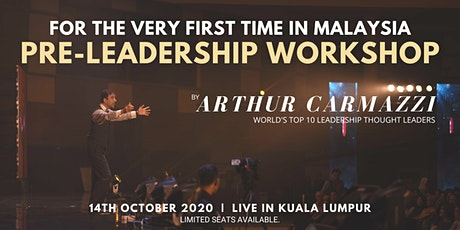 Pre-Leadership Workshop by Arthur Carmazzi tickets