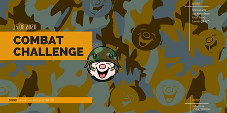 Camp Quality Combat Challenge (CQC2) tickets