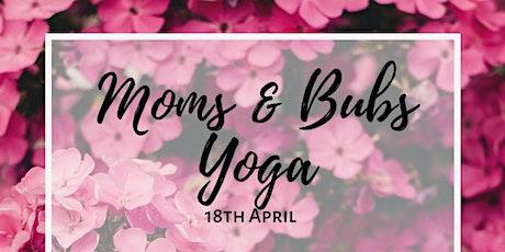 Mums & Bub Yoga tickets