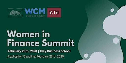 Women in Finance Summit