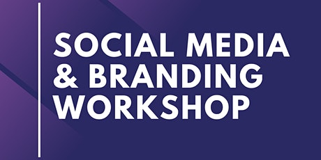 Social Media & Branding Workshop tickets