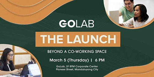 GoLab: The Launch