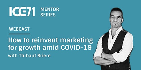 Live Webcast: How to reinvent growth marketing ami tickets