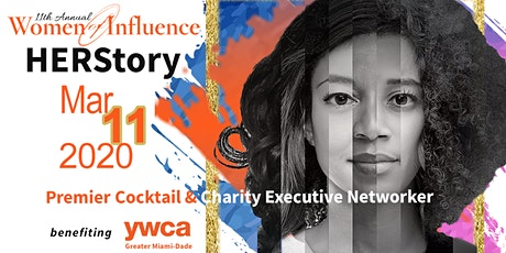 11th Annual Women of Influence Cocktail Reception & Mixer tickets