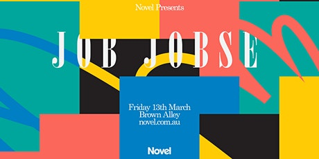 Novel Presents Job Jobse tickets