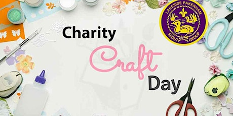 Lakeside Pakenham Scout Group Charity Craft Day tickets