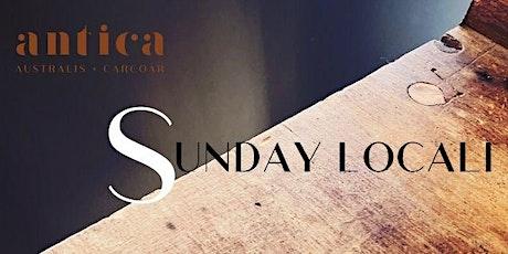 SUNDAY LOCALI @ ANTICA tickets