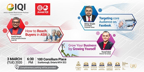 How to Reach Buyer's in Asia- A Unique Opportunity tickets