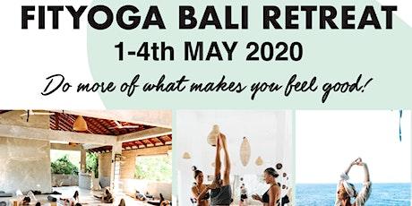 FitYoga Bali Retreat tickets