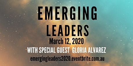 Emerging Leaders 2020 tickets