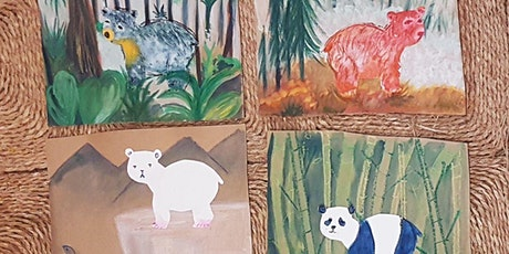 Painted Bears of the World tickets