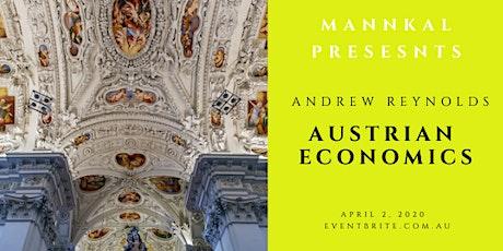 Student seminar: Austrian Economics w/ Andrew Reynolds tickets
