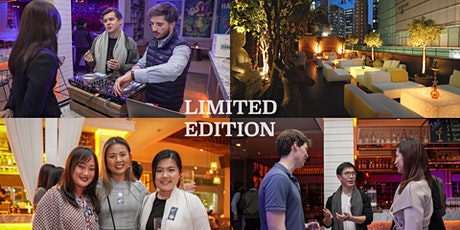 Expats and Locals Social @ a Stylish Hidden Bar in Tsim Sha Tsui tickets