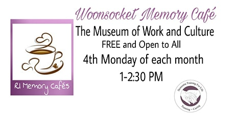 Woonsocket Memory Cafe tickets