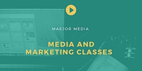Media and Marketing Class tickets