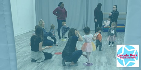 FREE BCB Lincoln Park Dance and Move for a Mommy & Me Class! (Chicago, IL) tickets