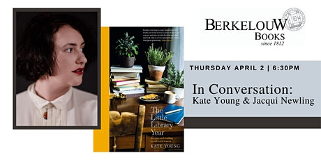 A Conversation with The Little Library Cookbook's Kate Young tickets