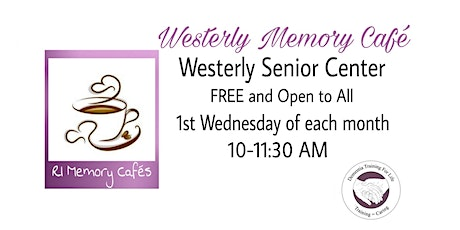 Westerly Memory Cafe tickets