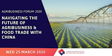 ACBC Vic 2020 Agribusiness Forum tickets