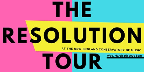 The Resolution Tour tickets