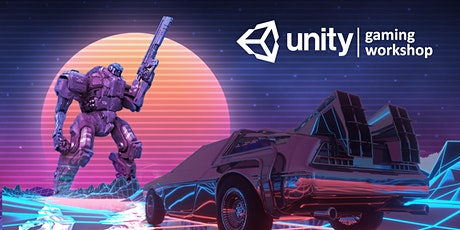 Unity Gaming Workshop  - Hervey Bay 12+  tickets