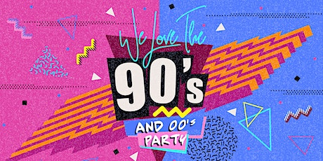 90s & 00s Party tickets