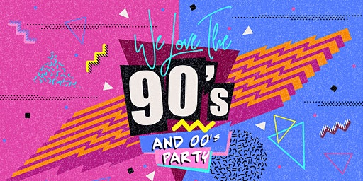 90s & 00s Party