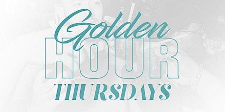 Golden Hour Thursdays tickets