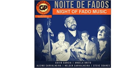 PORTUGUESE FADO NIGHT @ GP tickets