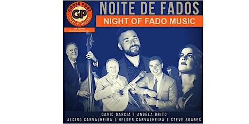 PORTUGUESE FADO NIGHT @ GP