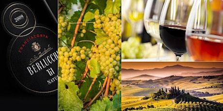 Italian Wine & Cheese Masterclass tickets