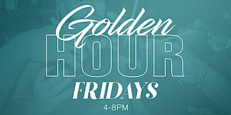 Golden Hour Fridays  tickets