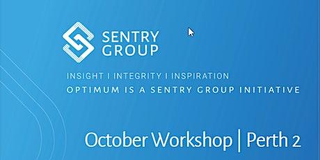Optimum Workshop | Perth Group 2 | Thu 22 Oct 2020 tickets