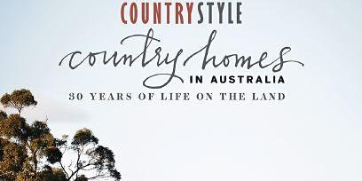 Country Style 30 Year Anniversary Book Talk