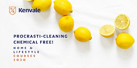 Procrasti-Cleaning Chemical Free! tickets