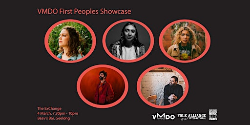VMDO First Peoples Showcase at The ExChange