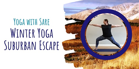 Winter Yoga Suburban Escape 2020 tickets
