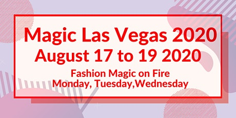 Magic Las Vegas 2020 tickets