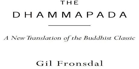 Dharma Book Club of NY - The Dhammapada tickets