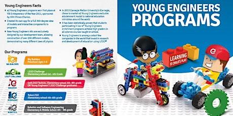 Young Engineers_ROBO BRICKS Challenge Workshop_GCQ tickets