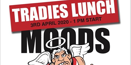 SBFNC Tradies Lunch with Peter Moody & Sam Kekovich tickets