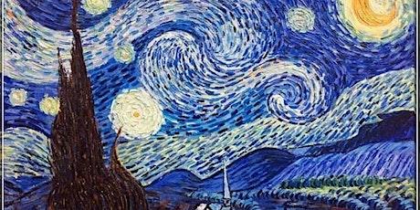 Van Gogh Starry Night - PJ O'Reilly's tickets
