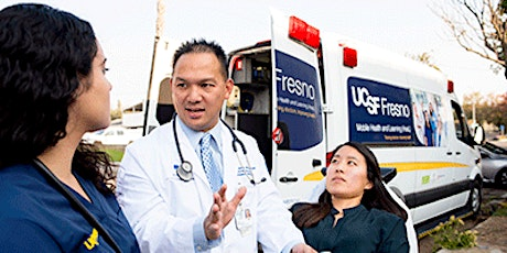 UCSF-Fresno Mobile HeaL Clinic: Fresno EOC Sanctuary Resource Center – LGBTQ+ Friendly Clinic tickets