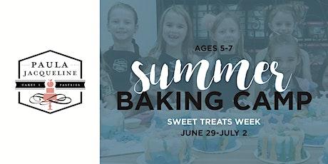 Summer Baking Camp - Sweet Treats Week tickets