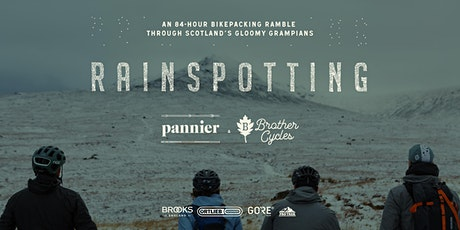 POSTPONED - Rainspotting - Pannier.cc x Brother Cycles London Premiere tickets