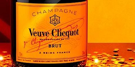 Champagne Masterclass tickets